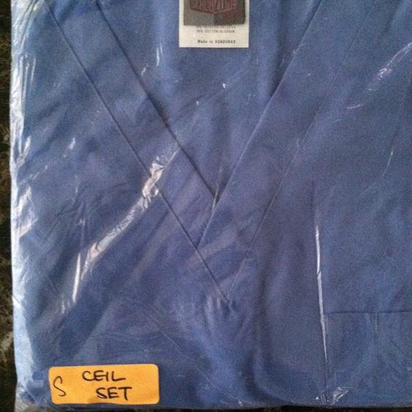 3c25c18cab6fd ScrubZone Other | Small Unisex Medical Scrub Set Ceil | Poshmark